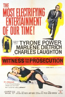 Witness for the Prosecution - 1957