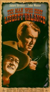 The Man Who Shot Liberty Valance - 1962