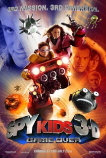 Spy Kids 3-D: Game Over - 2003