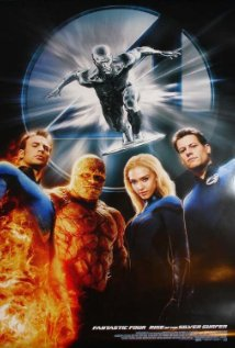 4: Rise of the Silver Surfer - 2007