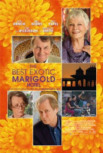 The Best Exotic Marigold Hotel - 2011
