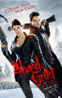 Hansel and Gretel Witch Hunters - 2013