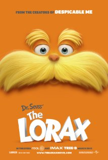 Dr. Seuss' The Lorax - 2012