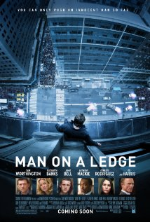 Man on a Ledge - 2012