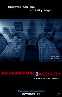 Paranormal Activity 3 - 2011